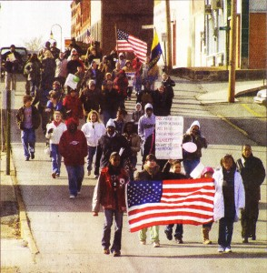 Martin Luther King, Jr. March