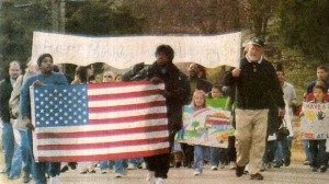 Martin Luther King Day March